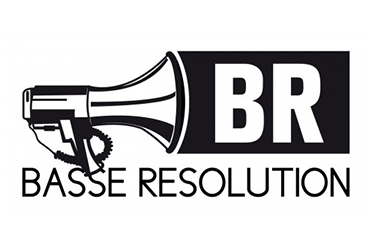 Bass Resolution - Logo - Label de musique
