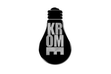 Krome Records - Logo - Label de musique