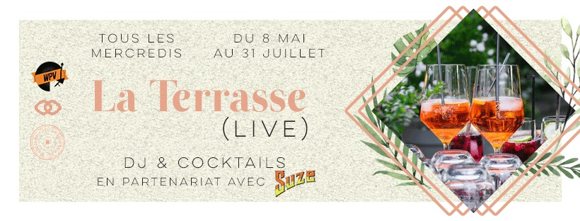 La Terrasse (Live) - Sofitel Lyon