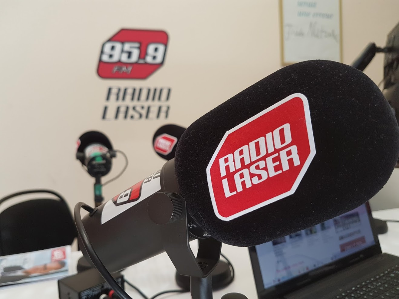 Image de présentation - Radio Laser (Rennes)