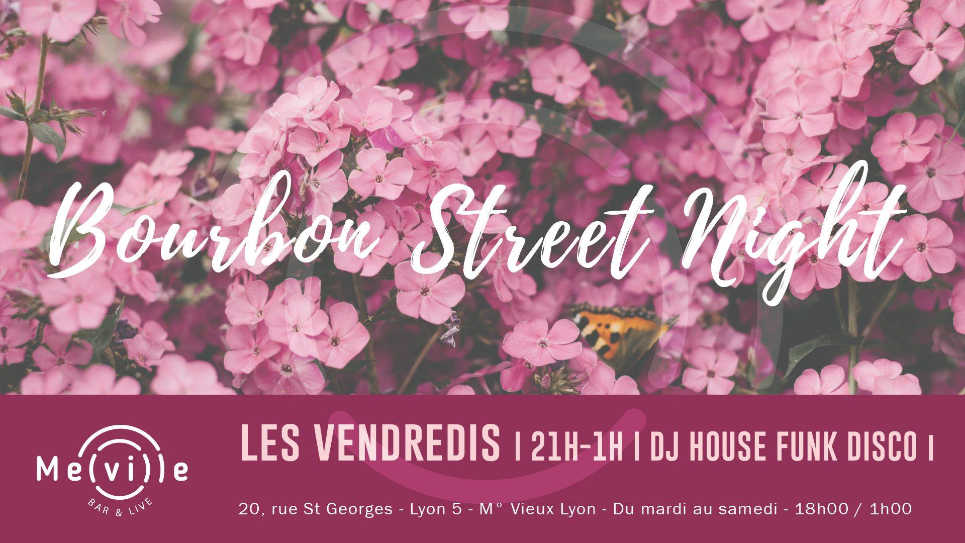 Image - Soirée - Bourbon street night au Melville (Lyon)