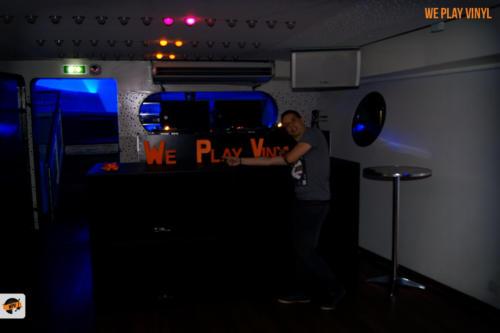 WePlayVinyl Party #01 w/ Mihalis Safras